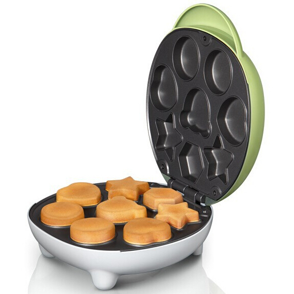 free shipping household appliances mini cake machine cartoon bear