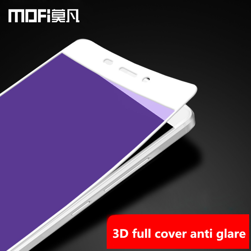 Xiaomi Redmi 4 Pro glass MOFi 3D full cover tempered glass Redmi 4 Pro screen protector