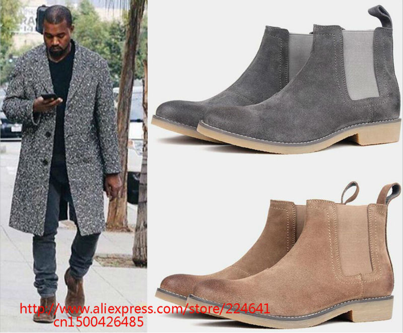 Popular Ankle Mens Chelsea Boots Casual-Buy Cheap Ankle Mens ...