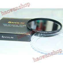 67 72 77 82 86 95 мм ND1000000 ND1M фильтр нейтральной плотности ND объектив 20-стоп для Canon Nikon Pentax Sony Fuji камеры