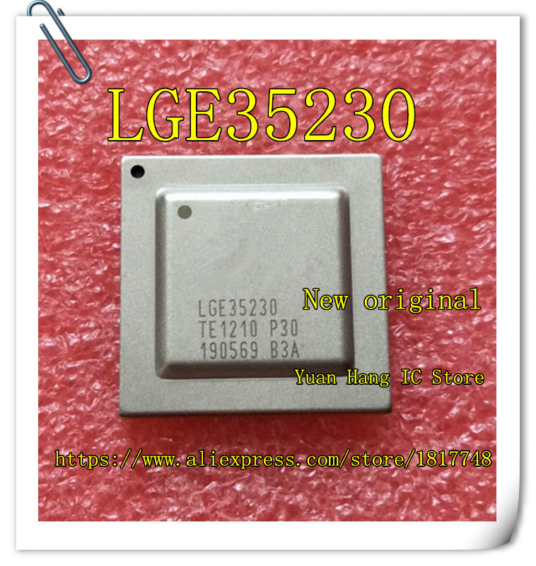 Free Shipping 5PCS/LOT  New LGE 35230 L6E35230 LGE3S230 LGE3523O LGE35230 BGA IC Chip 5pcs free shipping pcm1704 ic sop20 new and orignal