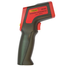 Best Buy UYIGAO UA380 Authorized Non-contact Digital Laser Infrared Temperature Gun Thermometer -32C – 380C