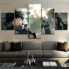 My Hero Academia Canvas Artwork