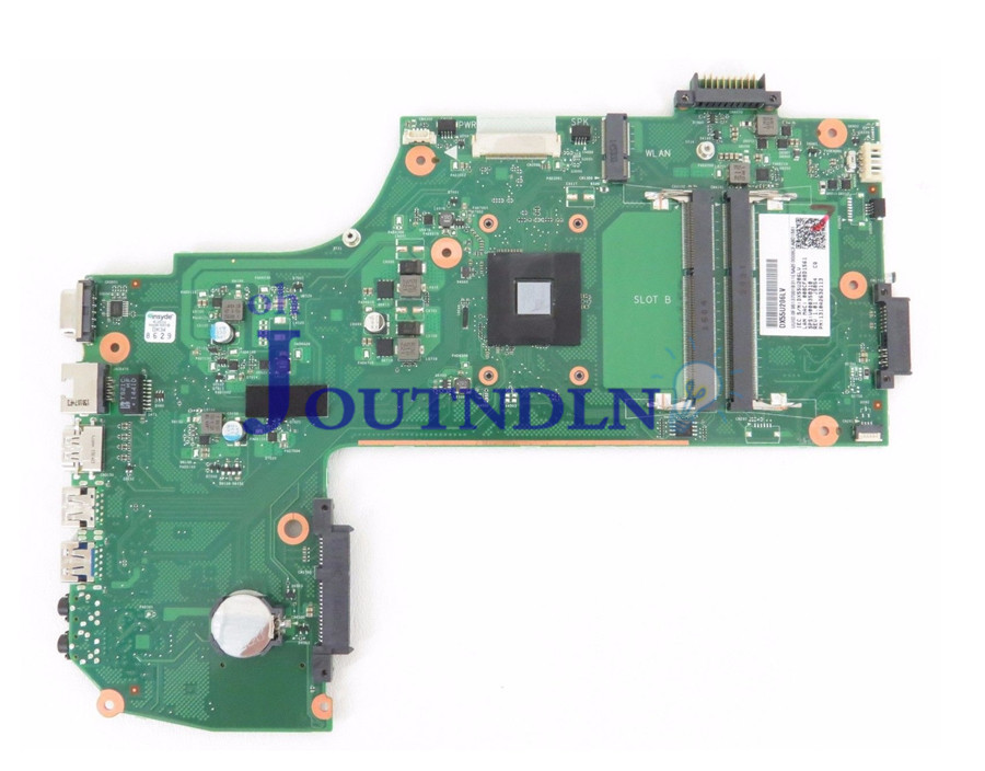 """V000358250 Toshiba Satellite C75D Laptop Motherboard,A6-6310  AM6310IT CPU  /""""A/"""""""