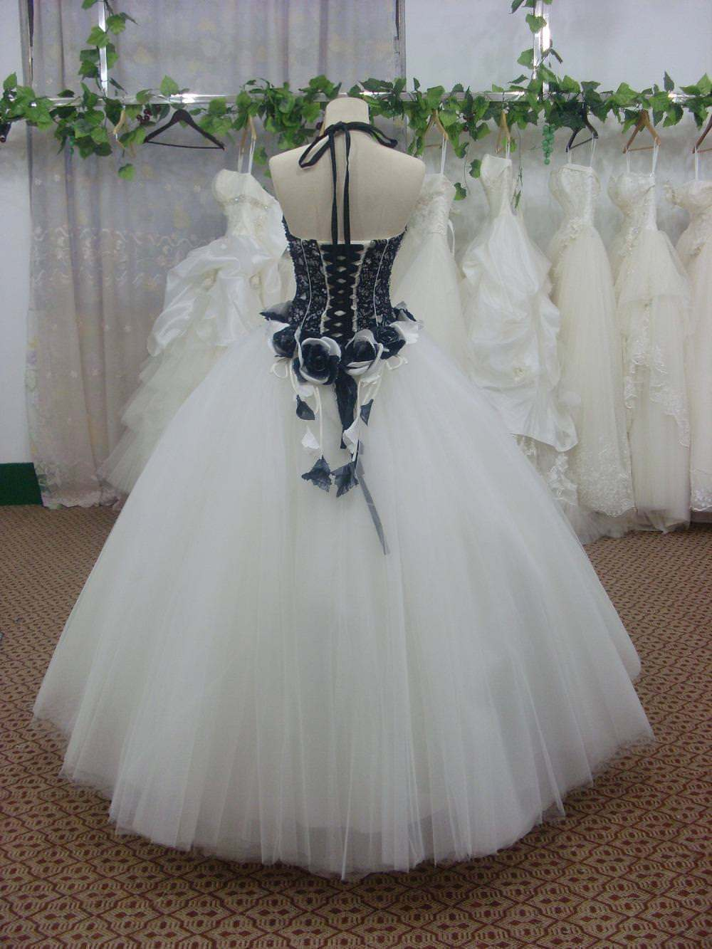 Bealegantom 2019 Quinceanera Dresses Ball Gown Crystals Black Lace Lace Up Vestido De Debutante Sweet 16 Party Dress QA1464 in Quinceanera Dresses from Weddings Events