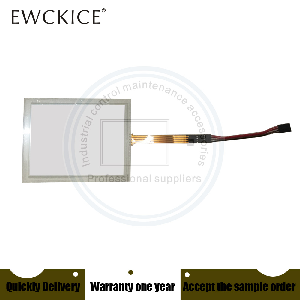 NEW 80F4-4110-58092 TR4-058F-09N HMI PLC touch screen panel membrane touchscreen
