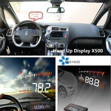 Liislee Car Information Projector Screen For Hyundai Terracan - Safe Driving Refkecting Windshield HUD Head Up Display car hud head up display for ford c max c max cmax 2010 2014 safe driving screen projector inforamtion refkecting windshield
