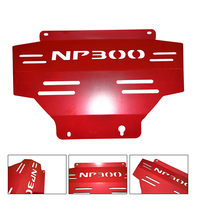 AUTO PARTS fit for navara np300 pickup FRONT Engine base plate car bottom cover plate fit for nissan navara np300 accessories