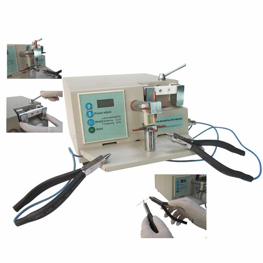 Zgrzewarka punktowa Micro Zgrzewarka punktowa Micro Adjust Zgrzewarka - Sprzęt spawalniczy - Zdjęcie 5