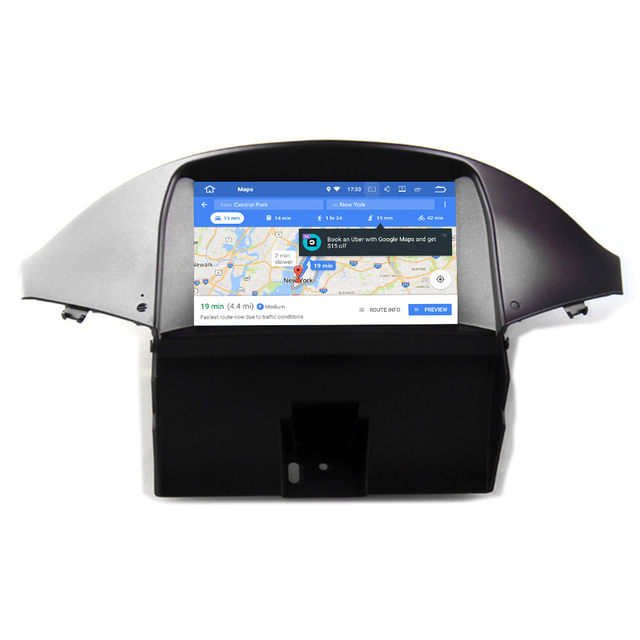 RoverOne S200 Android 80 Car Multimedia Player For Chevrolet