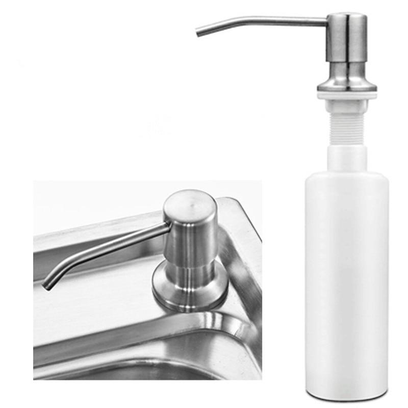 Kitchen Hand Soap Dispenser ~ Universal home bathroom kitchen liquid soap dispenser