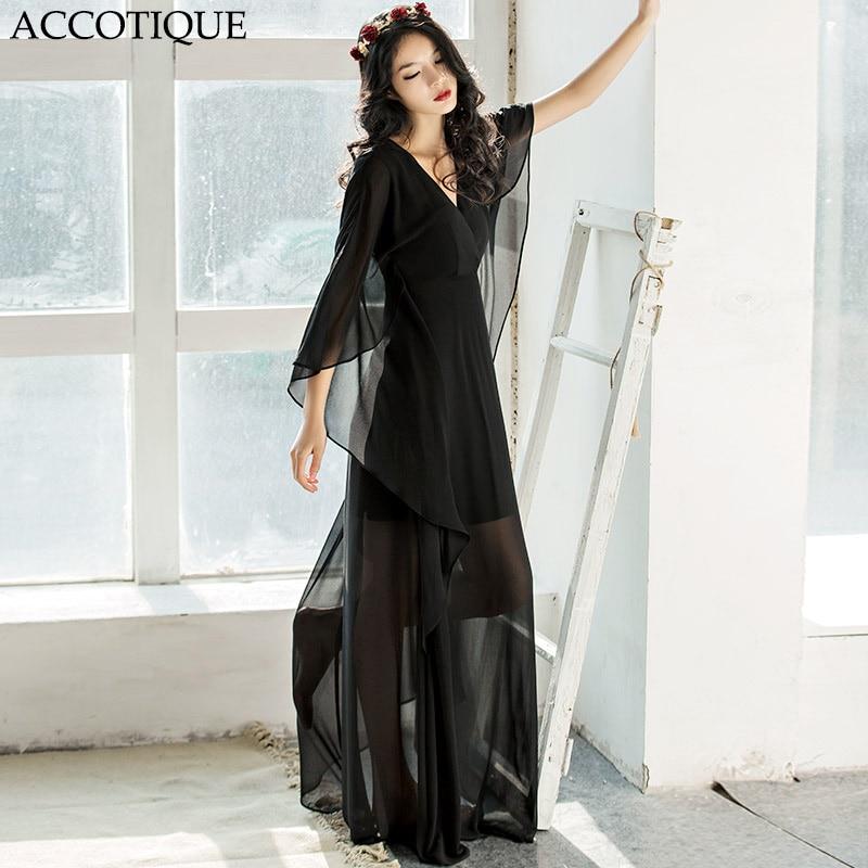 High Quality 2017 New Summer Women s Black White Solid Long Maxi Dress Female Patchwork Elagant