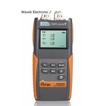Grandway FHP2P01 Fibra PON medidor de potencia óptica para EPON GPON xPON, CCTV y FTTx/FTTH ONT/OLT, OLT-ONU 1310/1490/1550nm