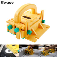Table Saw Safety Push Block Featherboard Fences Rule Feeder Miter Saw Jig For Table Saw Router Table Jointers Woodworking Tools