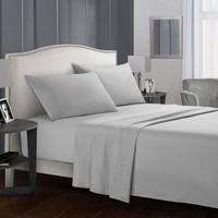 25 conjuntos de folha de cama cor sólida folha plana + folha cabida fronha rainha/rei tamanho 15 cores macio confortável conjunto cama Folha     -