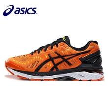 Новая горячая распродажа ASICS GEL-KAYANO 23 T646N мужские кроссовки спортивная обувь кроссовки удобные уличные обувь для занятий спортом на открытом воздухе Hongniu