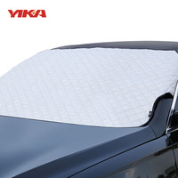 YIKA Window Sunshade Car Windshield Protection Cover Windshield Snow Cover Suitable Different Cars
