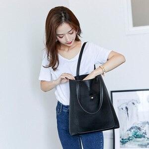 Image 5 - Ankareeda 2020 femmes sac à bandoulière marque de luxe femmes en cuir souple sac à main de haute qualité seau femme sac à main femmes
