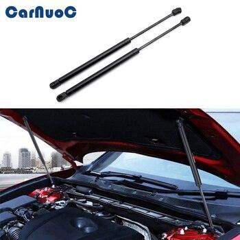 2 pçs estilo do carro capô dianteira do carro suporte de elevador amortecedor gás auxiliar desaceleração strut para lexus gs300 gs400 gs430 1998-2005