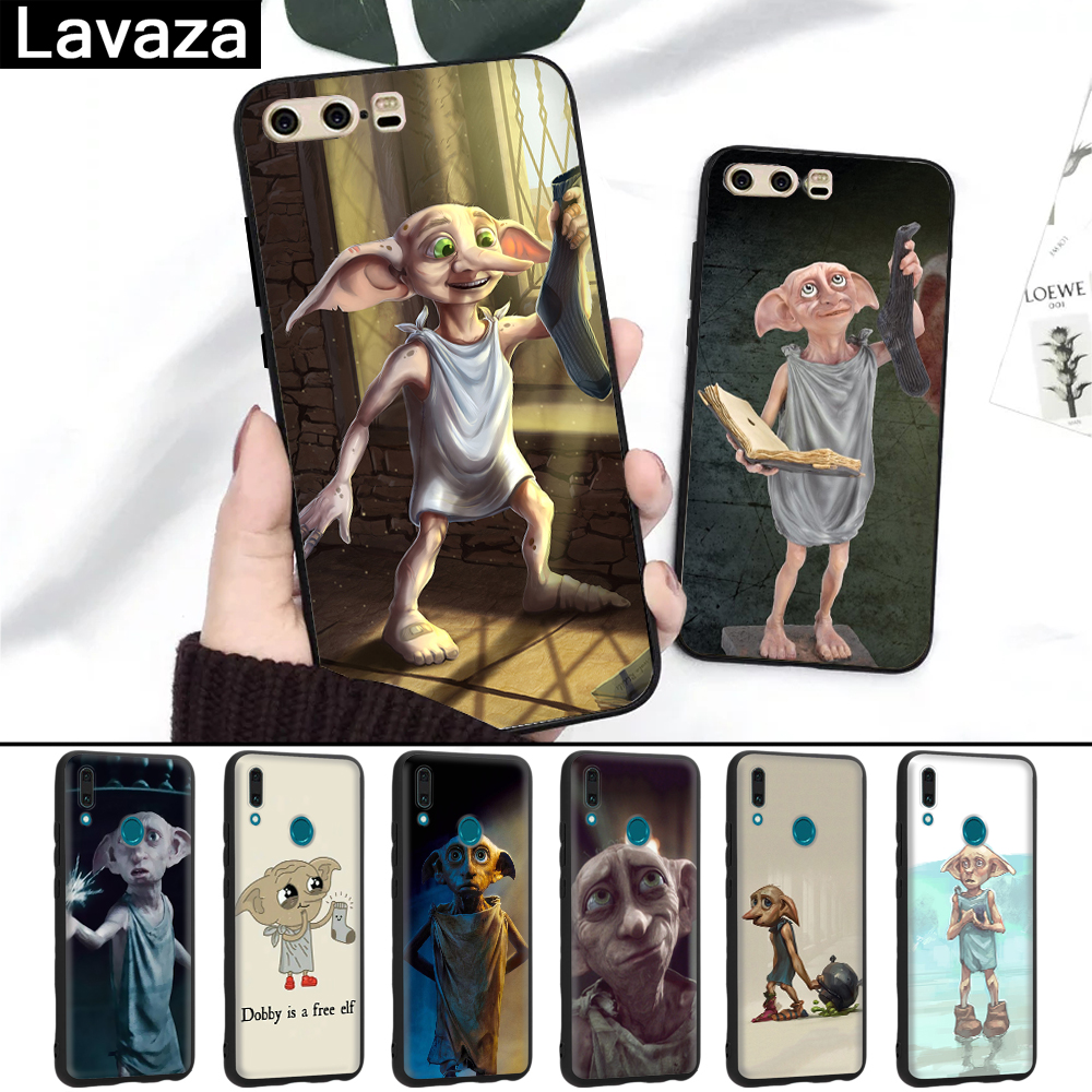 Lavaza harry potter movie Dobby classic print Silicone Case for ...