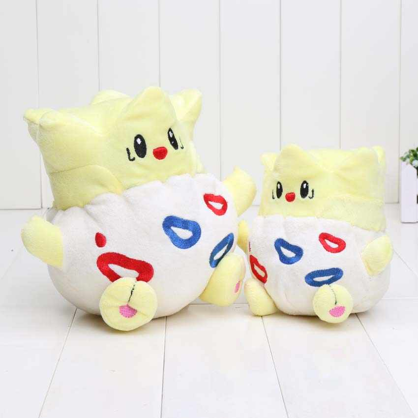 12cm / 20cm cute doll Plush Toy Togepi plush Cute Soft Stuffed Animal Doll Kid Gift