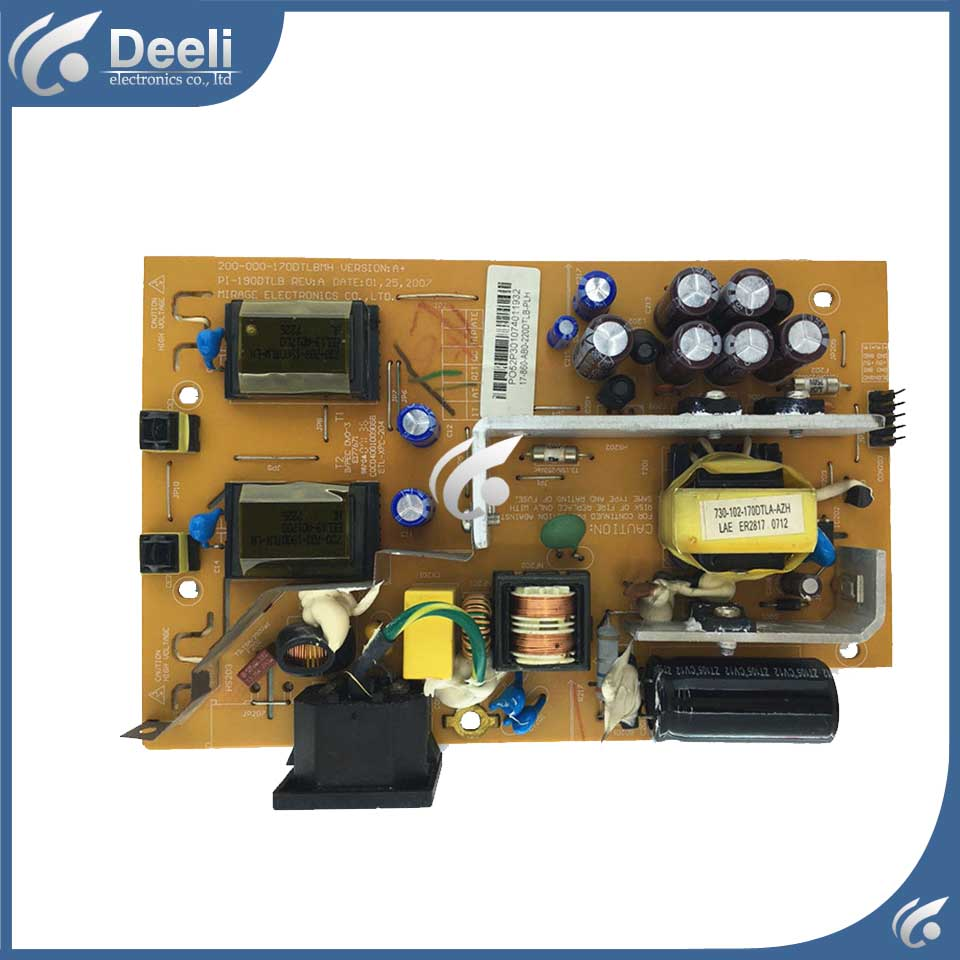 good working for used board 200-000-170DTLBMH LXM-WL19AH LXM-WL19BH FH980-WA power board free shipping aip 0118 founder fh980 wb fh980 wl lxm w19ah power board power board original 100% tested working