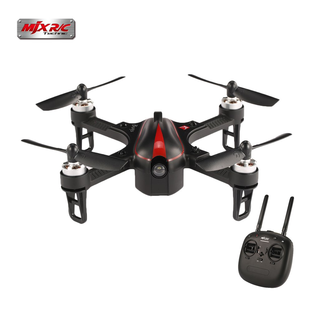 MJX B3 Bugs 3 Mini RC Drone Quadcopter Brushless With 1306 2750KV Motor 7.4v 850mah 45C Battery VS bugs 3 Drone Helicopter Toys стоимость