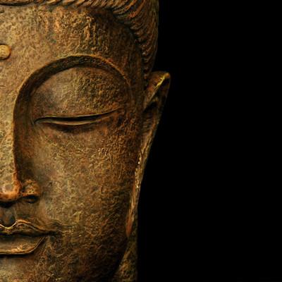 Toile Bouddha Maison Du Monde Psart Tableau Sur Toile Bouddha En