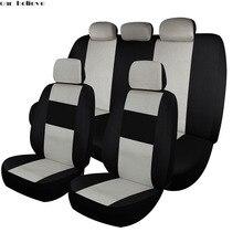 Автомобильный чехол на сиденье для kia ceed 2017 cerato k3 sportage 3 rio 4 soul sorento spectra аксессуары Чехлы на сиденье автомобиля