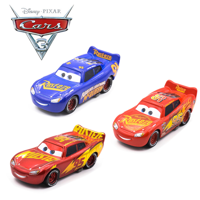 1 55 Disney Pixar Cars 3 Diecast Metal Alloy Car Model Toy Champion