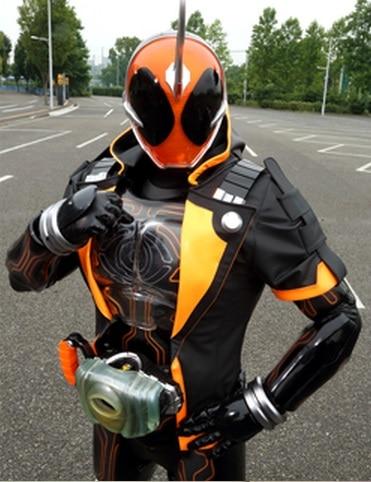 Masked Rider Kamen Rider GHOST Hoodie Coat Jacket Cosplay Costume