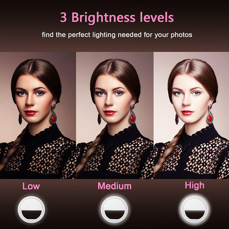 Selfie LED Light (5)