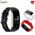 Lemado S2 Сердечного ритма Смарт Браслет Bluetooth 4.0 Smartband с Sleep Monitor Для iOS Android смартфонов