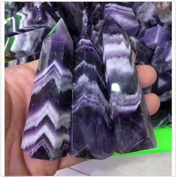 1kg New crystal point natural Dream amethyst point quartz reiki healing point crystal Cure chakra stone фото