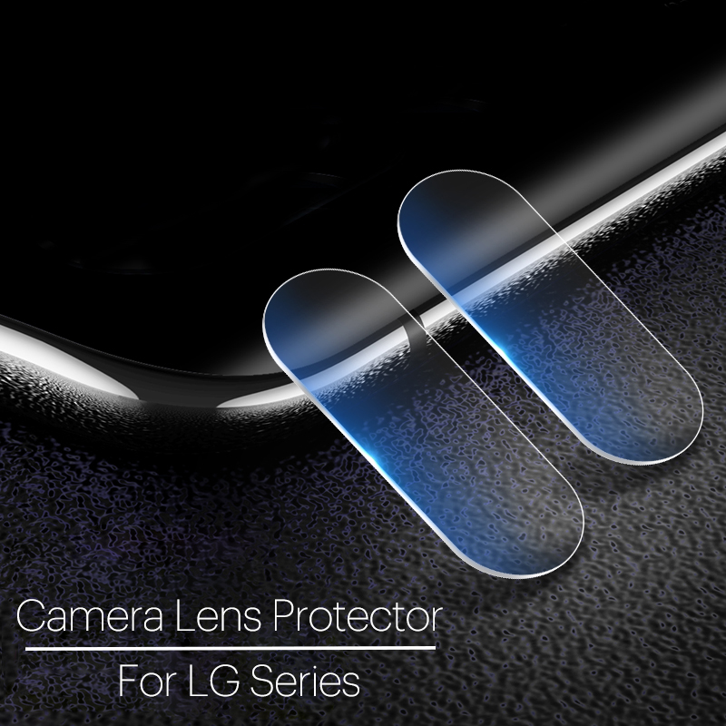 Back Camera Lens Screen Protector Tempered Glass Film for LG G8 G7 G6 SE V10 V20 V30 Plus V40 V50 ThinQ