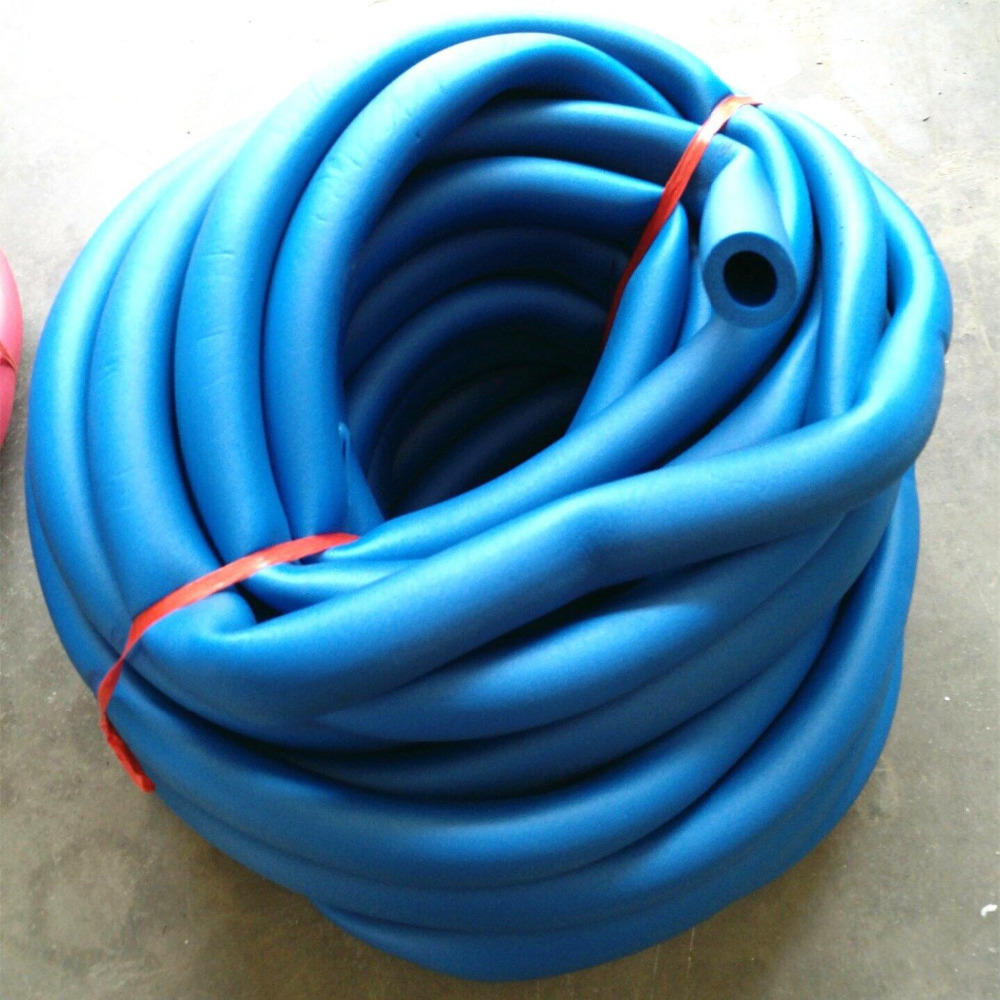 18mm PIPE INSULATION TUBES thermal lagging foam for piping 6mm thick