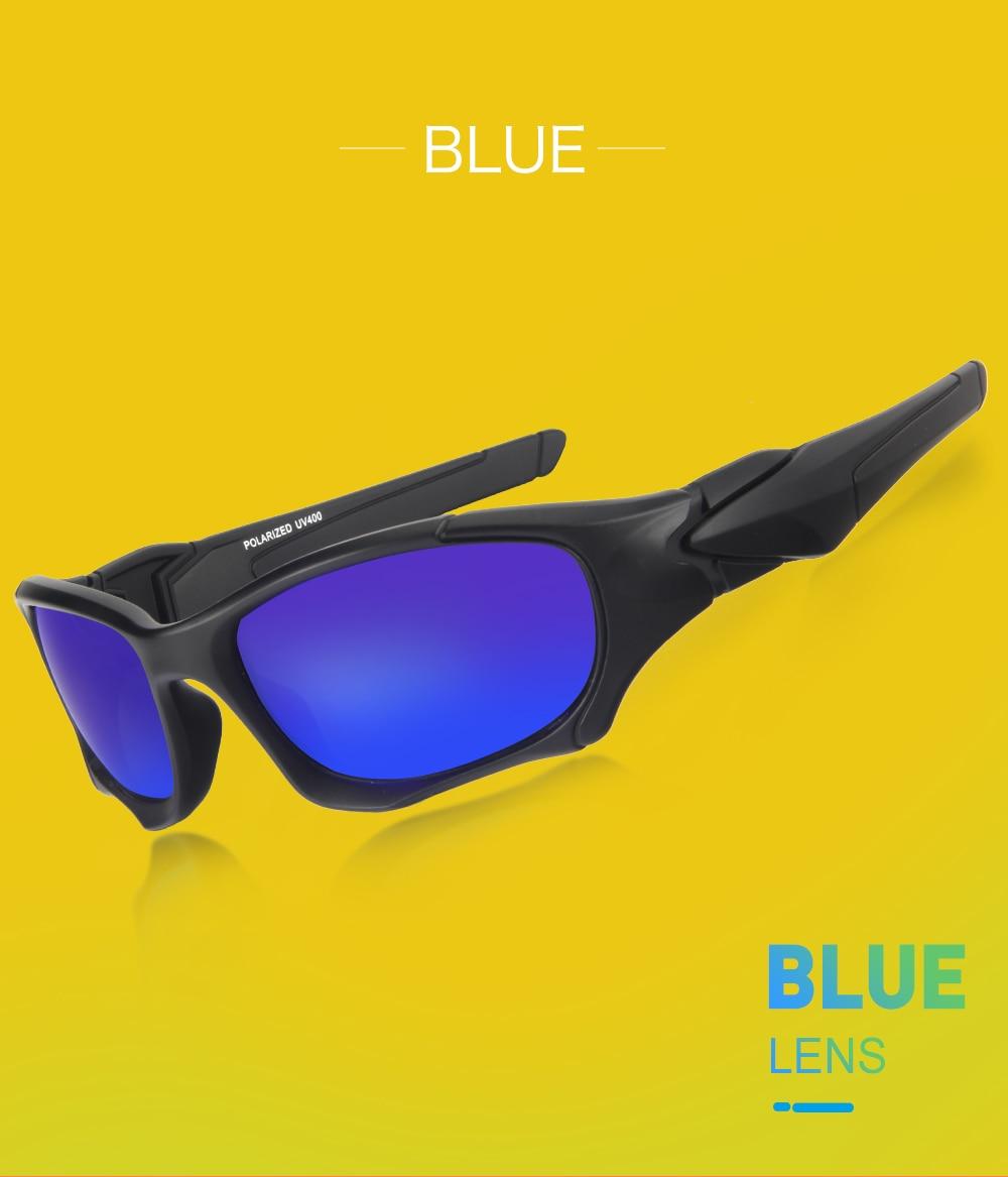 58fddeeb5a Queshark UV400 UltraLight Men Women Sunglasses Polarized Fishing ...