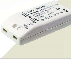 12w 15PCS LED LIGHT BULB LAMP Driver Transformer Power Supply  DC 12V + additional one pcs as a free gift