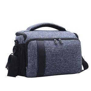 Image 2 - DSLR Waterproof Photo Camera Bag Case For Canon EOS 750D 1300D 5D Mark IV III 800D 200D 6D Mark II 7D 77D 60D 70D 600D 700D 760D