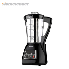 Homeleader Electrical Soup Machine Automatic Food Mixer Household Soup Maker,with Blender, Pulse, Steamer, Boiler K66-001