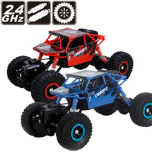 High Quality 1/14 2.4GHZ 4WD Radio Remote Control Off Road RC Car ATV Buggy Monster Truck Gift For Children Toys Wholesale
