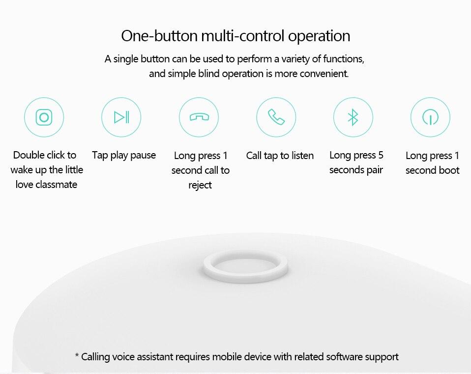 Original Xiaomi Bluetooth Earphone Mini In-Ear Wireless Earbuds (6)