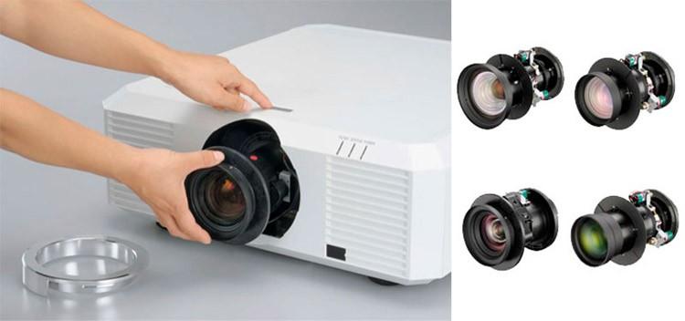 10K Lumens 3LCD Projector PEU-8500 (5)