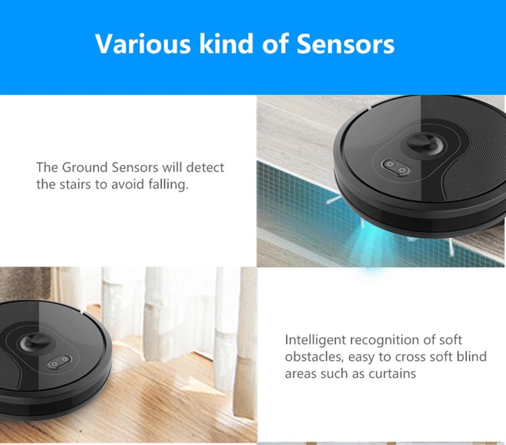 HTB1U14ya21G3KVjSZFkq6yK4XXa8 ABIR Robot Vacuum Cleaner x6 with Camera Navigation,Smart Memory,Hand Draw Virtual Blocker,Low Noise,Intelligent Big Water Tank