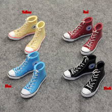TopToys 1/6 Scale Clothes Accessories Strap Shoes Sneakers 4 Colors No Feet For 12