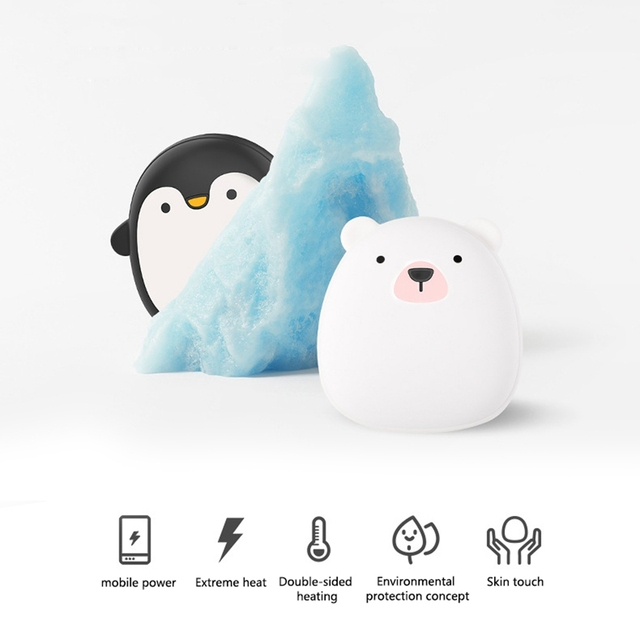 Cute Hand Portable Mini 5V Warmer 2