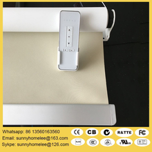 Motorized roller blinds,electric roller shades,free shipping, size customized,acceptable wifi control