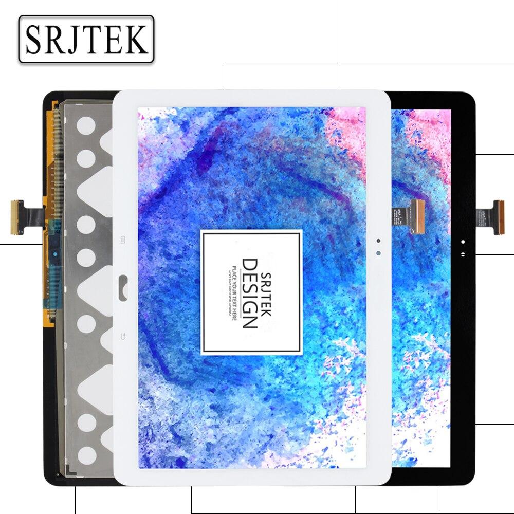 Srjtek LCD Screen 10.1 For Samsung Galaxy Pro T520 SM-T520 LCD Display Matrix Touch Screen Digitizer Sensor Assembly