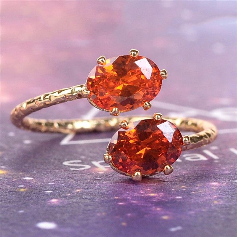Wholesale 5pcs Oval Crystal Stone Ring Jewelry Lots Mixed Lovely Girls boys Princess Rhinestone Kid Children Rings
