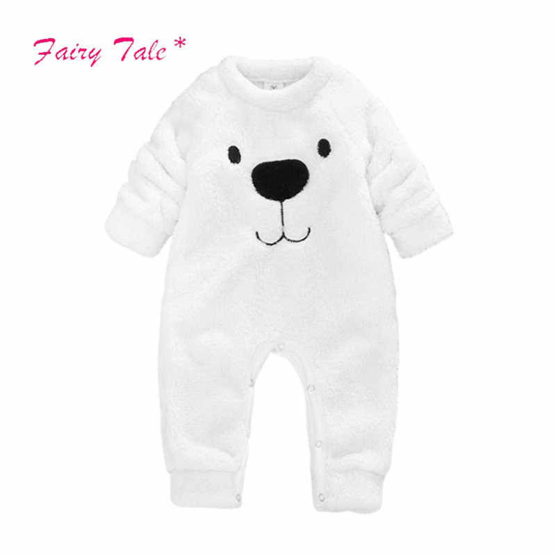 173075103 Detail Feedback Questions about Newborn Baby Boy Girl Rompers Winter ...